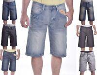 Ecko Unltd. Men's Denim Shorts Choose Style Color & Size