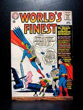 COMICS: DC: World's Finest #142 (1964), 1st Composite Superman app - RARE