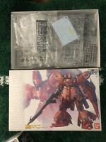 MSN-04 SAZABI Gundam Expo [CLEAR EDITION] 2018 Exclusive NEW