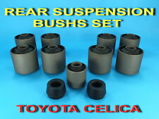 11PCS REAR SUSPENSION BUSH TOYOTA CELICA RA20 TA22 RA23 TA23 TA28 RA25 RA28 TA27