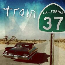 TRAIN - CALIFORNIA 37  - CD NUOVO