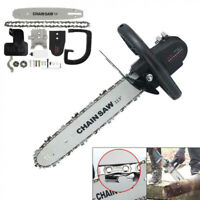 Angle Grinder Transformer Attachment Electric Tool Steel Chain Saw Blade Stand