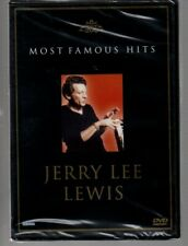 Jerry Lee Lewis - Most Famous Hits DVD