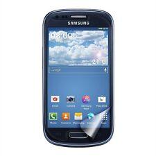 Pellicola protettiva display schermo Samsung Galaxy S3 III Mini i8190 Clear