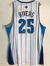 Adidas Swingman NBA Jersey New Orleans Hornets Austin Rivers White sz XL