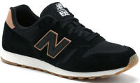 New Balance ML373 klassische Schuhe Herren Sneaker Turnschuhe Schwarz SALE