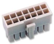 Molex 39-01-2145 Mini-Fit Jr Female Housing 14 Position Dual Row 4.20mm Pitch