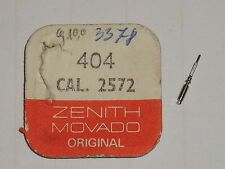 Zenith winding stem 2510 2511 2522 2531 2532 2541 2542 2552 2562 2572 part 404