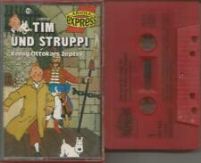 Hörspielkassette:Tim und Struppi 15 - König Ottokars Zepter / Ariola Express