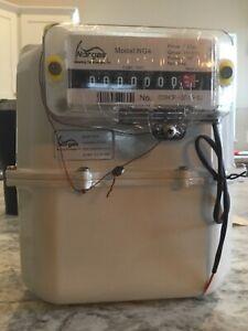 New Gas Meter Norgas NG4
