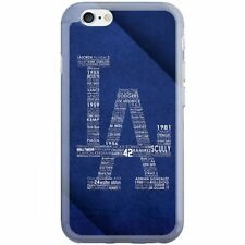 For Apple iPod Touch 5th/6th 5/6 Gen. Cover Case LA dodgers letters