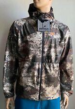 Under Armour ColdGear Reactor Base Hybrid Full Zip Hoodie Size XL $149 Camo