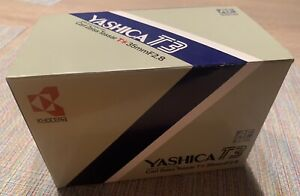 Kamera Yashica T3 mit Carl Zeiss Tessar T* 2,8/35mm -nahezu Neuwertig OVP