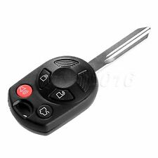 4 Buttons Car Remote Control Clicker Combo Key Fob Ignition For Ford Edge Focus