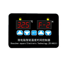 12V Cool Heat Digital Temperature Controller Thermostat Microcomputer Timer