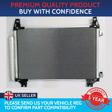 CONDENSER AIR CON RADIATOR TO FIT TOYOTA YARIS P13 2011 ON 1.3 PETROL 1.4 D-4D