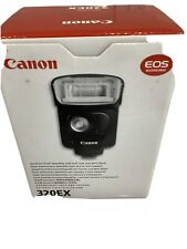 New Genuine Canon Speedlite 320EX External Flash Black OPEN BOX