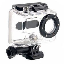 For Gopro HD Hero 1 /2 Underwater Camera Housing Case Transparent Waterproof