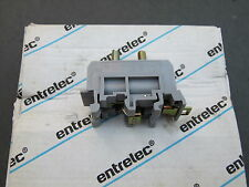 011514023 Entrelec Terminal Block 600V 4AWG Max - 4.5 Nm 39lb.in - H 10mm -  NEW