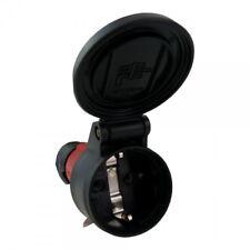 Couplage 2P + Pe 16A 230V IP54 Prise Électrique Rouge Bals 2494