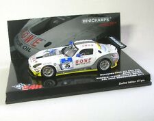Mercedes-Benz SLS AMG GT3 N° 36 Nürburgring 2011