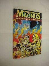 MAGNUS SCHEGGE 12 COMPAGNIA DELLA FORCA 6 GRANATA PRESS
