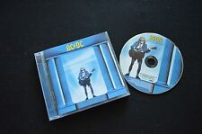 AC/DC WHO MADE WHO RARE AUSTRALIAN PICTURE CD!