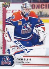 NICK ELLIS 2017-18 17-18 UPPER DECK AHL HOCKEY BASE #23 BAKERSFIELD CONDORS