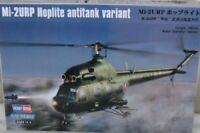 Hobby Boss: Mil mi-2URP Hoplite antitank variant in 1:72