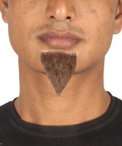 Men's Setit Goatee | Brown Cosplay Facial Hair M-1160