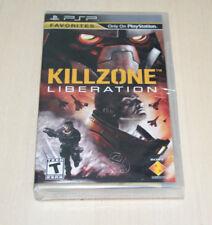 Killzone Liberation (Sony PSP) Neuf sous blister