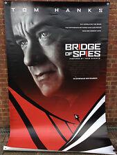 Cinema Banner: BRIDGE OF SPIES 2015 Tom Hanks Mark Rylance Steven Spielberg