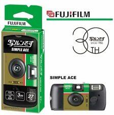 Fujifilm Quicksnap 400 ISO 27EXP Disposable Single Use Simple Ace Film Camera
