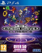SEGA Mega Drive Classics Ps4 and