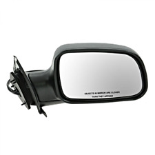 Fits 99-04 Grand Cherokee Right Passenger Mirror Power Textured Black No Heat