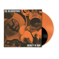 "Heliocentrics, The - Infinity Of Now HHV Ex (Vinyl LP+7"" - 2020 - US - Original)"