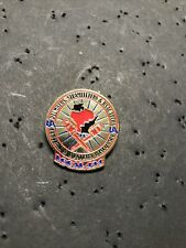 UA PLUMBERS PIPEFITTERS STEAMFITTERS  UNION LOCAL 434 Lapel Pin