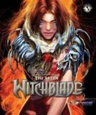 Art Of Witchblade Art Book Marc Silvestri, Mike Choi, Michael Turner, Adam Hugh