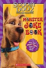 Scooby-doo Movie Ii: Monsters Unleashed: Joke Book
