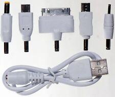 M-ware® 5 in 1 USB auf Apple 30pin 30 polig, Micro-USB Typ B, Mini-USB Typ B, No
