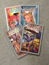 WILD CARDS x 4 - GRAPHIC NOVELS