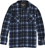Men's Winter Fleece Flannel Shirt Plaid Jacket - FREE SHIPPING - Mason & Co