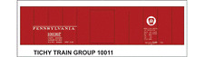 Tichy Train Group #10011 HO Scale PRR X-29 Boxcar Decals
