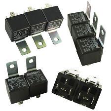 Brand New 10pcs Pack Set 12V 30/40Amp 5-Pin SPDT Bosch Style Electrical Relays