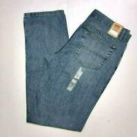 URBAN PIPELINE Jeans Regular Fit Blue Straight Leg 100% Cotton Vintage Indigo