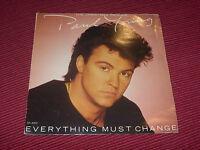 "Paul Young:  Everything must change EX 2X7"" 1984   'Christmas Package'"