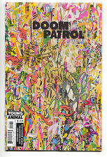 Doom Patrol 1 C DC Young Animal 2016 NM Sanford Greene Variant Signed Gerard Way