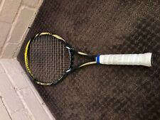 New listing Head Radical Tour Zebra Oversize-Andre Agassi-Made In Austria-Grip5