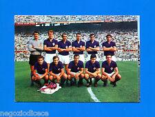 FIORENTINA SQUADRA 1967-68 - Cartolina-Postcard - ORIGINALE MAI VIAGGIATA N°1604