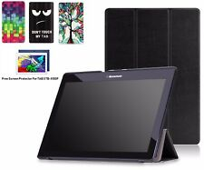 TabletHutBox Smart Cover Case for Lenovo Tab 3 10.1 Inch 16GB Tablet TB-X103F